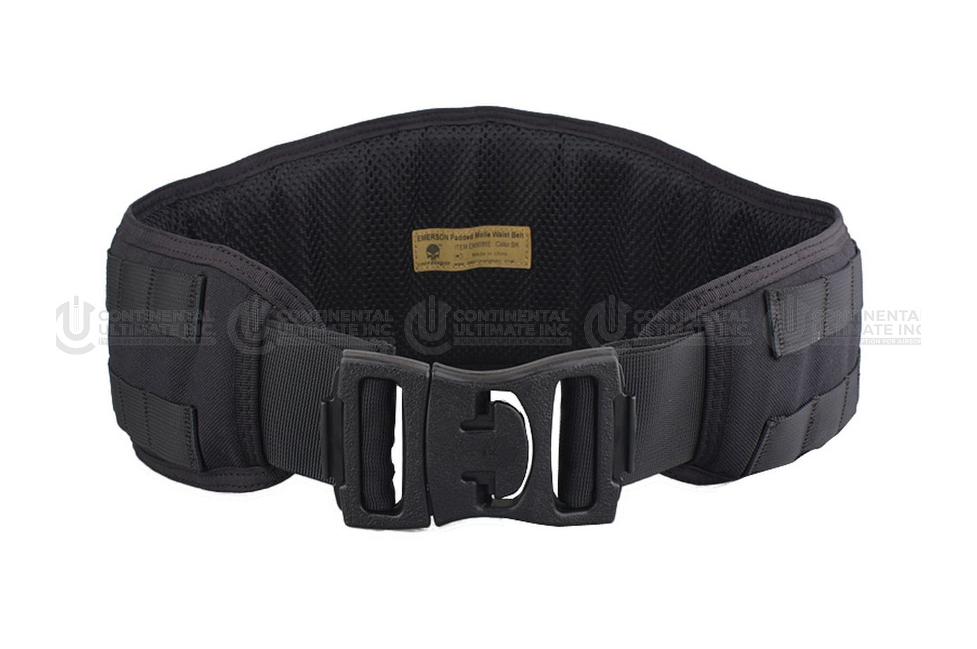 Emerson Gear Padded Battle Belt/BK